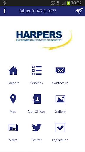 Harpers Enviromental