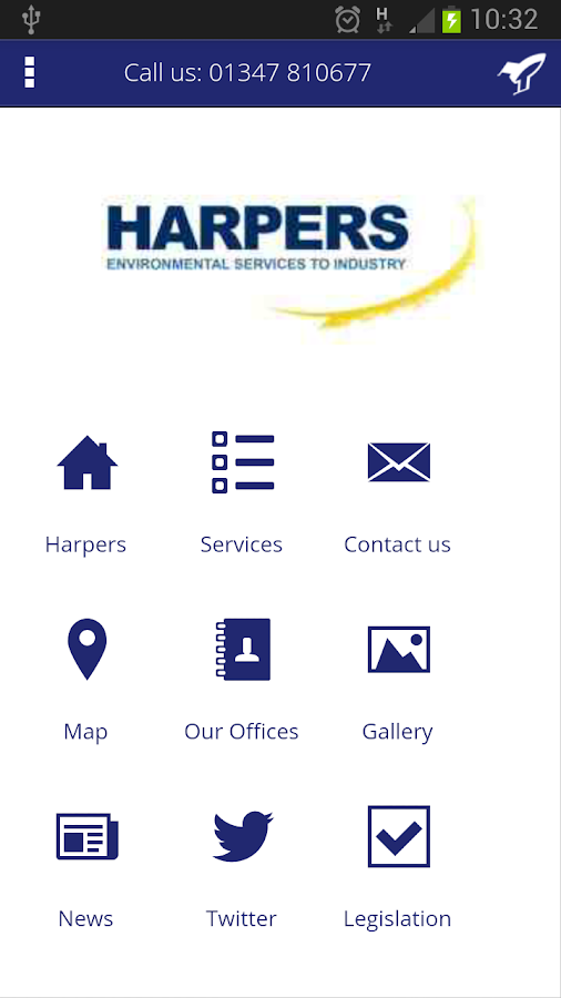 Harpers Waste Management - screenshot