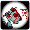 Zombie sniper logo