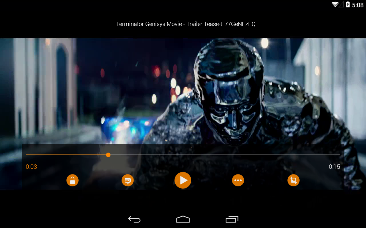 Phone Vlc Media Player Free Download For Android Phone vlc for android apps on google play screenshot