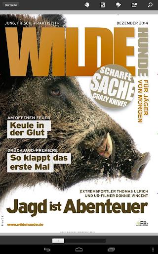 【免費新聞App】Wilde Hunde - epaper-APP點子