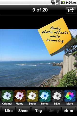 PhotoBox! - screenshot