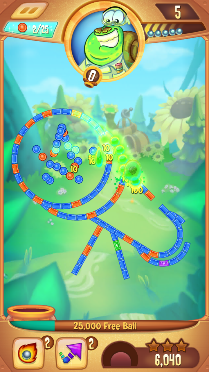 Peggle Blast screenshot #11