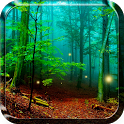 Forest Live Wallpaper icon
