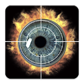 Eye Scanner Lock Screen Free
