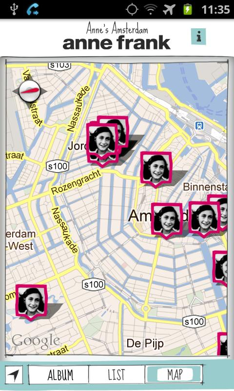 Anne's Amsterdam- screenshot