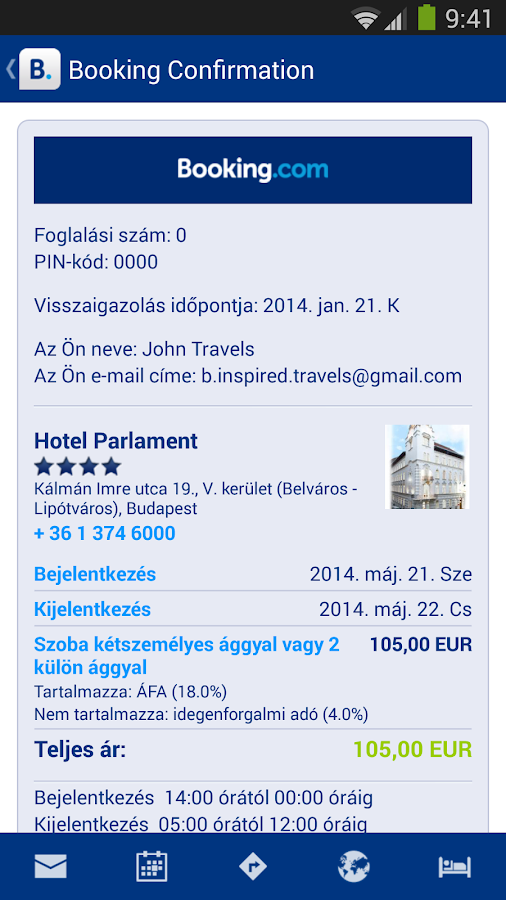 Booking.com - 430 000+ hotel - screenshot