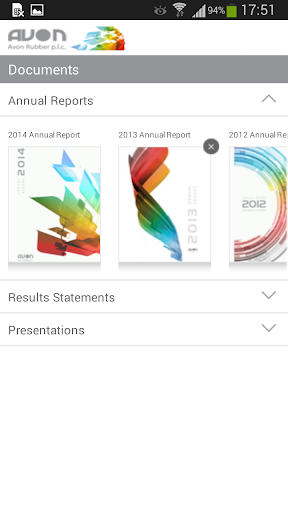 Avon-Rubber Investor Relations 商業 App-愛順發玩APP