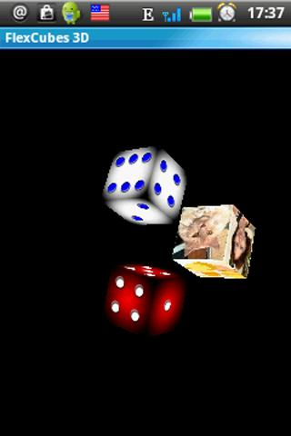 Flex Dice 3D - screenshot