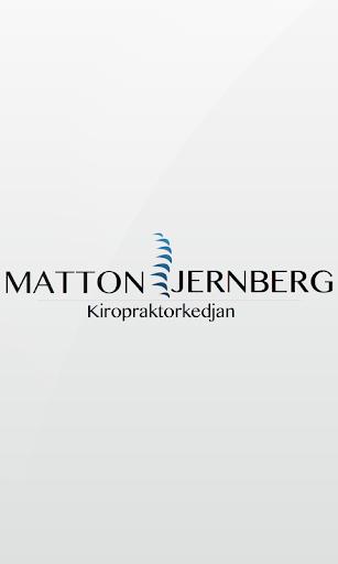 Matton Jernberg