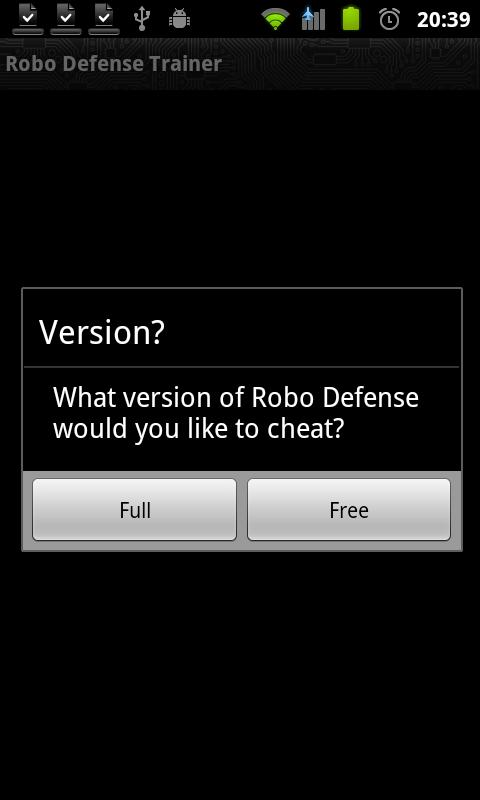 Trainer for Robo Defense(Lite)- screenshot