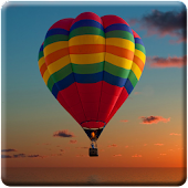 Balloon Live Wallpaper 2