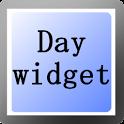 日付ウィジェット icon