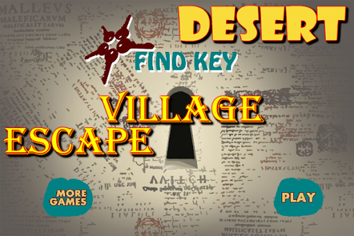 EscapeDesertVillage