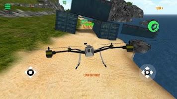 Screenshot of RC Land Free - Quadcopter FPV