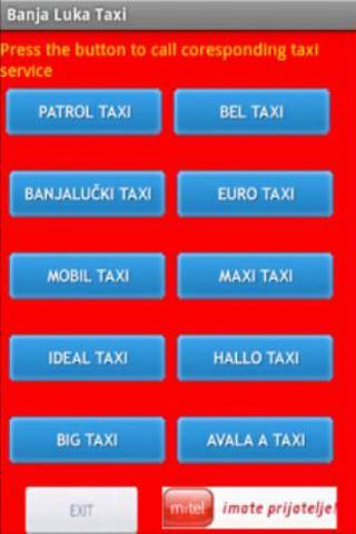 Banja Luka Taxi
