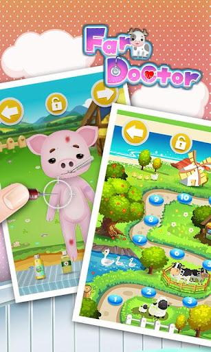 【免費休閒App】寵物醫生 - 兒童遊戲-APP點子
