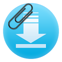 Attachments Auto Downloader icon