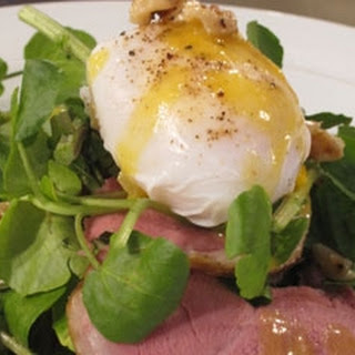 Cornish Duck Salad.
