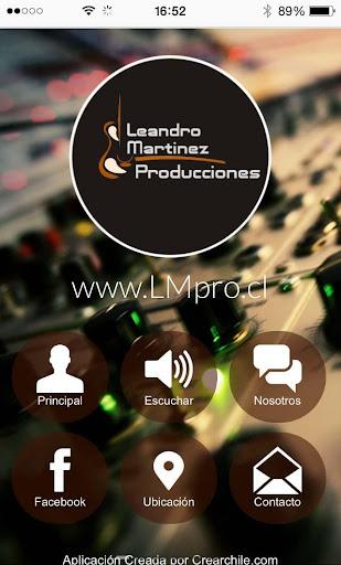Leandro Martinez Producciones