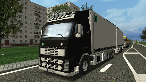 Truck Simulator Park 2015 Free