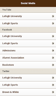 LehighU Live- screenshot thumbnail