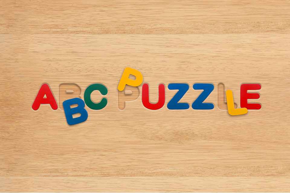 abcPuzzle for Kids part2- screenshot