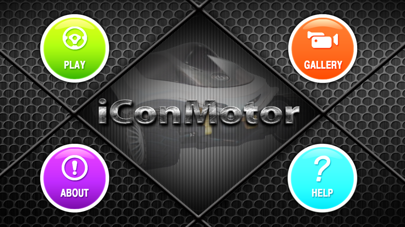 iConMotor- screenshot