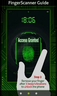 Fingerprint Scanner FREE - screenshot thumbnail