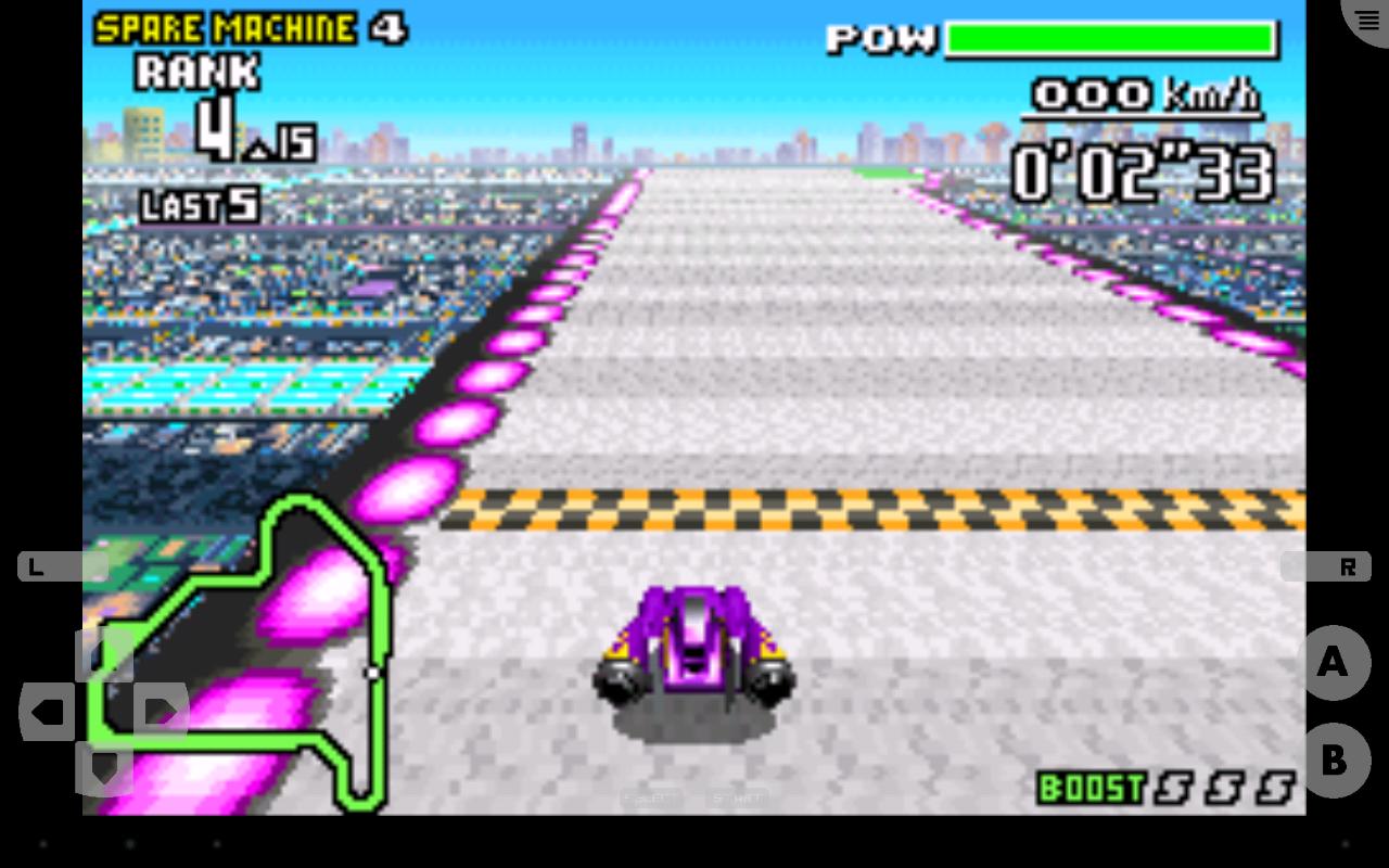 John GBA Lite - GBA emulator screenshot #5