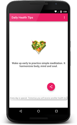 Daily Health Tips -Quotes Free