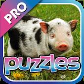 Baby Animal Puzzles Pro