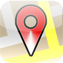Location Mockup - Fake & Share icon