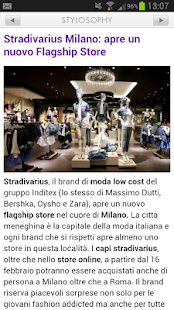 Stylosophy - Moda e Tendenze- miniatura screenshot