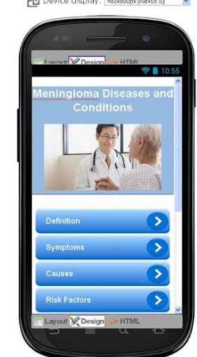 Meningioma Disease Symptoms