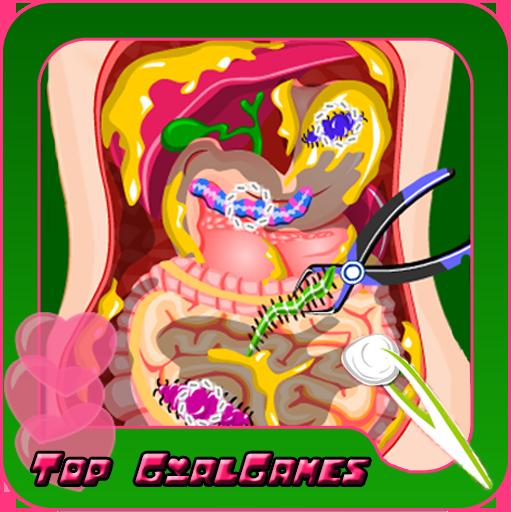 胃医生 - 外科游戏 教育 LOGO-玩APPs