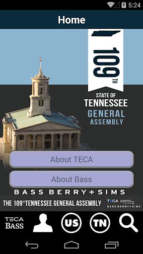 109th Tenn General Assembly