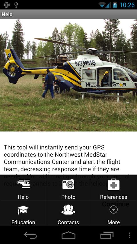 MedStar Alert- screenshot