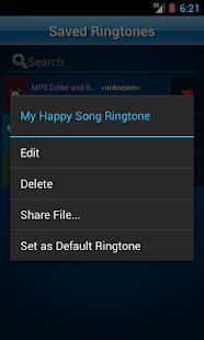 玩免費音樂APP|下載MP3 Cutter and Ringtone Maker♫ app不用錢|硬是要APP