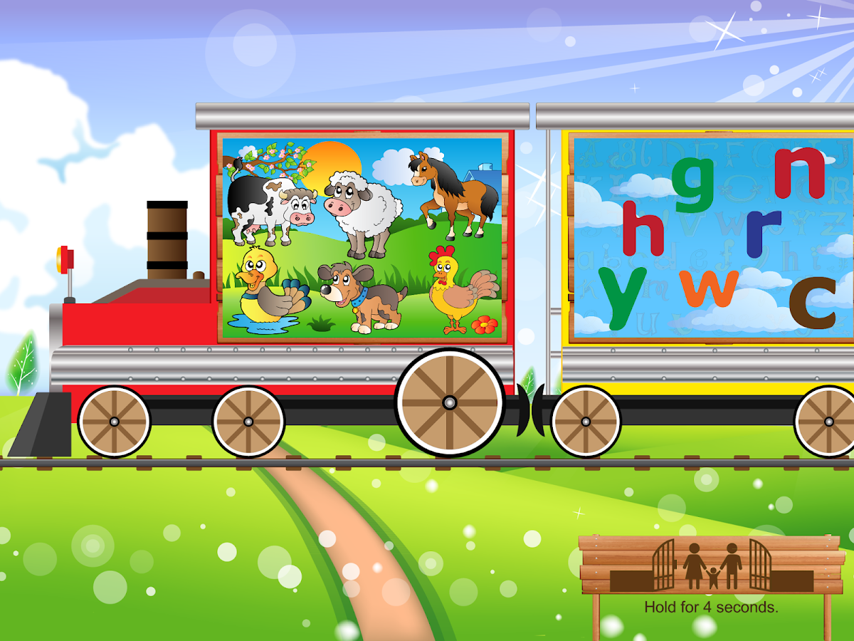 Puzzles Game For Kids: Mixed- screenshot