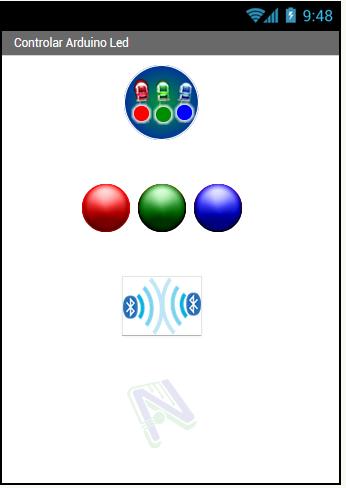 Bluetooth Arduino LEDs