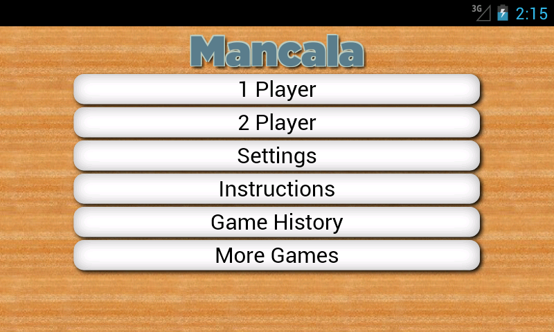 fishbowl game directions for mancala