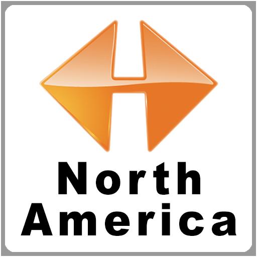 NAVIGON North America 旅遊 App LOGO-硬是要APP