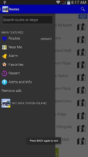 NYC MTA Staten Island