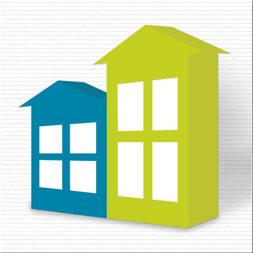 Hawthorne Residential Partners LOGO-APP點子
