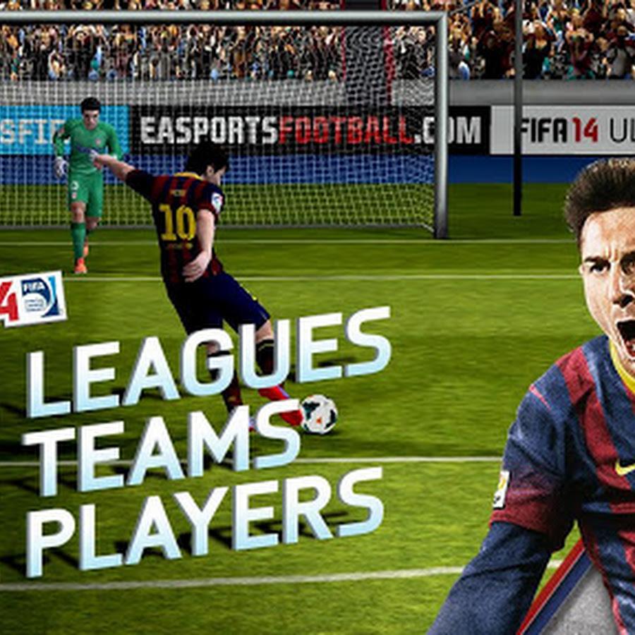 رابع تحديث للاسطورة لعبة : FIFA 14 by EA SPORTS™ v1.3.2 كاملة