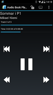 Audiobook Player 2- screenshot thumbnail