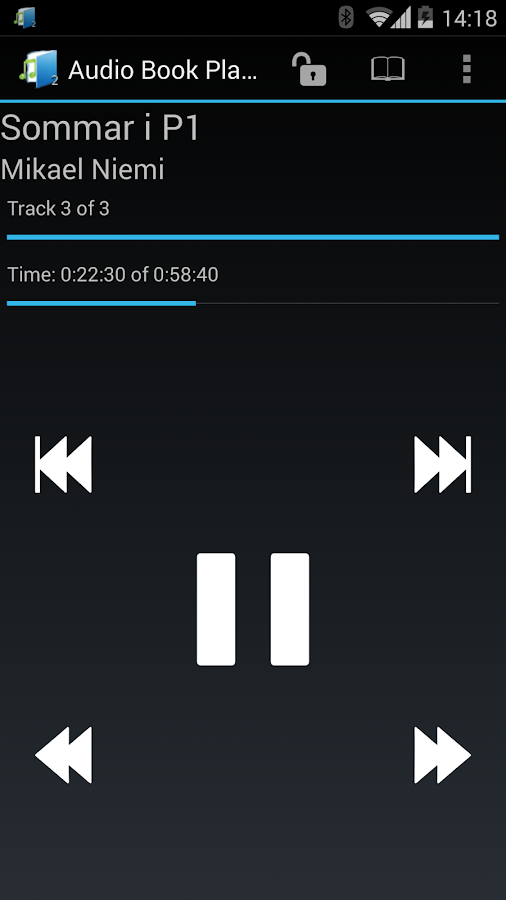 Audiobook Player 2 - screenshot