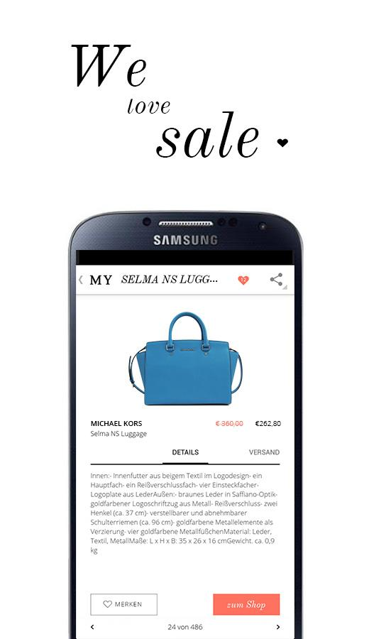 MYBESTBRANDS Fashion & Sales- screenshot