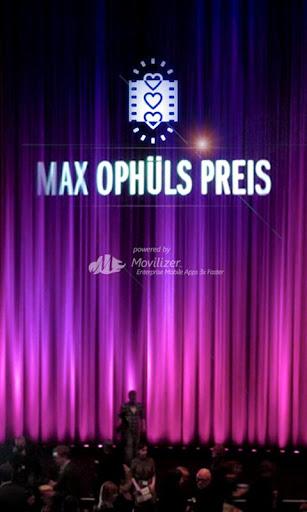【免費娛樂App】Max Ophüls-APP點子